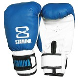 STAMINA Boxing Gloves 10 oz [ST-303-10BL] - Blue - Other Exercise